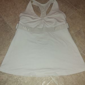RARE Lululemon all yours tank size 8